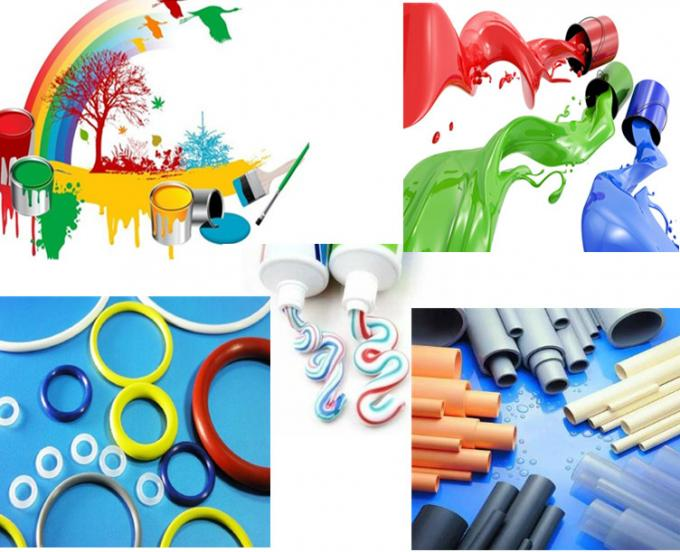 chemical of fumed silica for plastic product to improve its strength