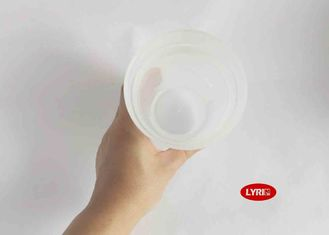 China Clear Vinyl Polydimethylsiloxane For Room Temperature Vulcanizing Two Component supplier